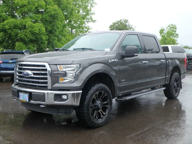 2016 F-150 SuperCrew Cab 4x4,  Pickup #FU23275 - photo 1