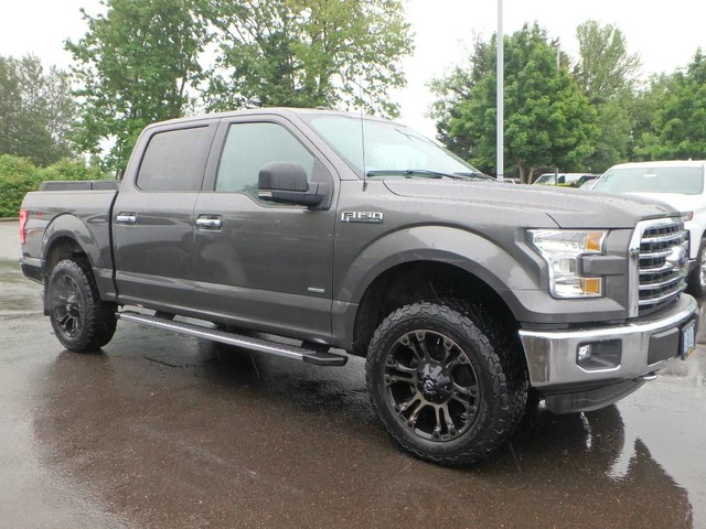 2016 F-150 SuperCrew Cab 4x4,  Pickup #FU23275 - photo 4