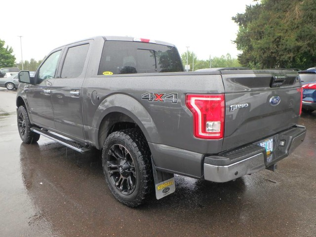 2016 F-150 SuperCrew Cab 4x4,  Pickup #FU23275 - photo 2