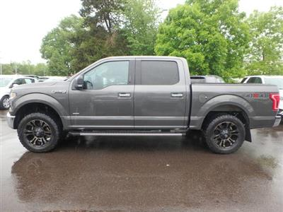 2016 F-150 SuperCrew Cab 4x4,  Pickup #FU23275 - photo 9