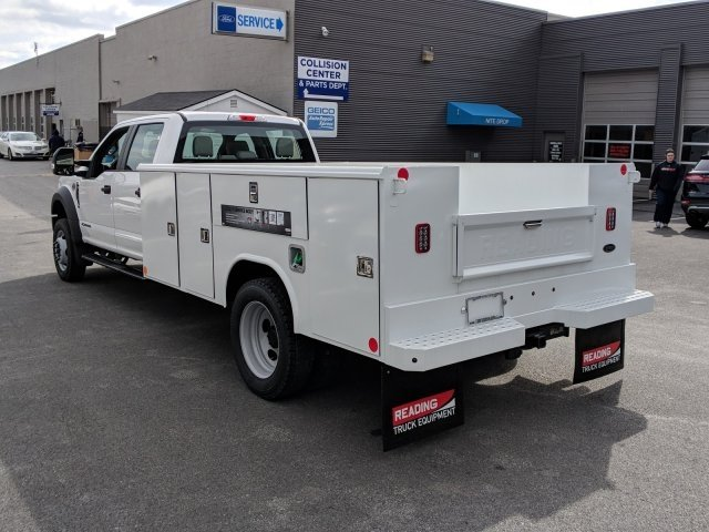 2018 F-550 Crew Cab DRW 4x4,  Reading Service Body #40374 - photo 1
