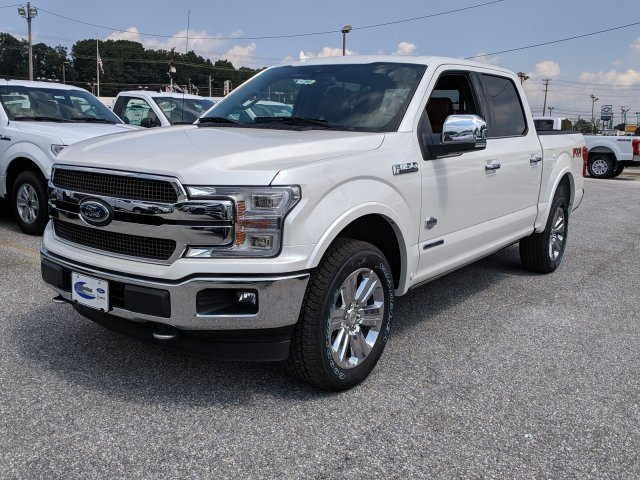 2018 F-150 SuperCrew Cab 4x4,  Pickup #41103 - photo 3