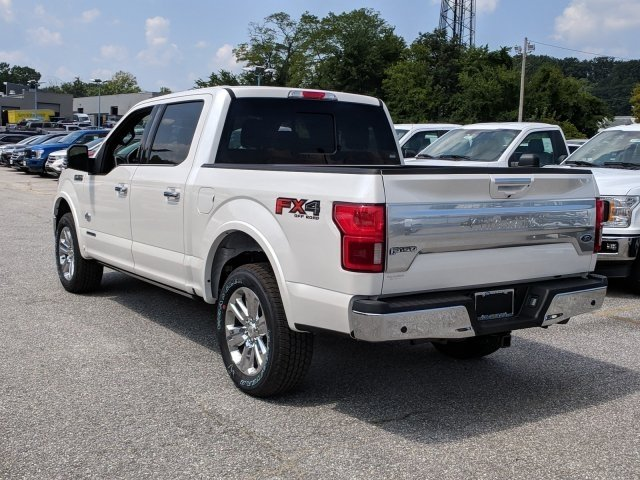 2018 F-150 SuperCrew Cab 4x4,  Pickup #41103 - photo 1