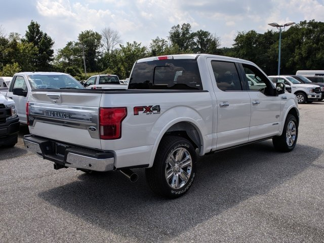 2018 F-150 SuperCrew Cab 4x4,  Pickup #41103 - photo 4