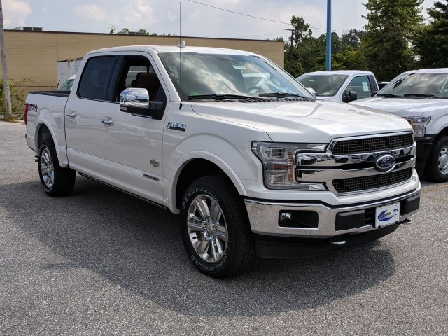 2018 F-150 SuperCrew Cab 4x4,  Pickup #41103 - photo 5