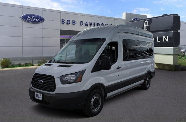 2018 Transit 350 High Roof 4x2,  Passenger Wagon #41350 - photo 1