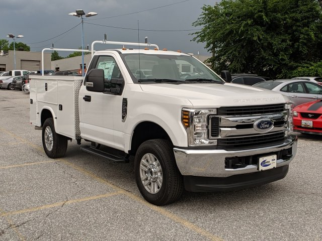 2019 F-250 Regular Cab 4x4,  Cab Chassis #45016 - photo 4