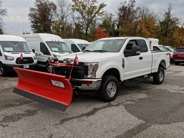 2019 F-250 Super Cab 4x4,  Western Pickup #45096 - photo 3
