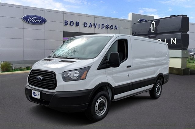 2019 Transit 250 Low Roof 4x2,  Empty Cargo Van #45124 - photo 1