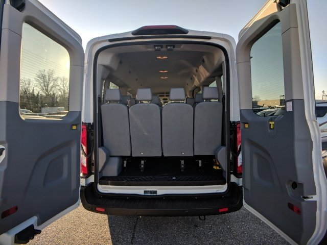 2019 Transit 350 Med Roof 4x2,  Passenger Wagon #45202 - photo 10