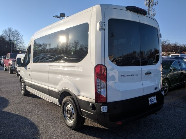 2019 Transit 350 Med Roof 4x2,  Passenger Wagon #45202 - photo 1