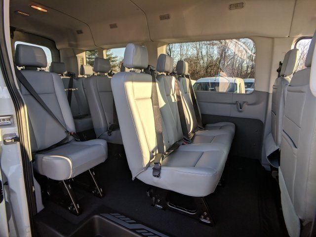 2019 Transit 350 Med Roof 4x2,  Passenger Wagon #45202 - photo 8