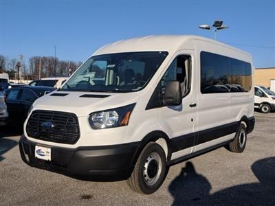 2019 Transit 350 Med Roof 4x2,  Passenger Wagon #45202 - photo 3