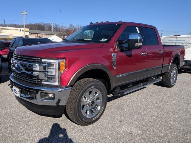 2019 F-250 Crew Cab 4x4,  Pickup #45222 - photo 3