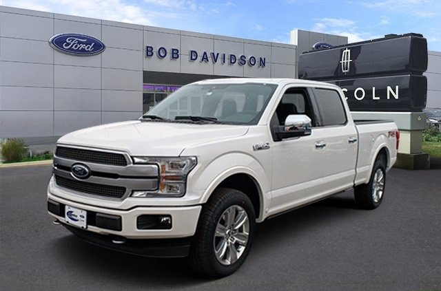 2019 F-150 SuperCrew Cab 4x4,  Pickup #45231 - photo 1