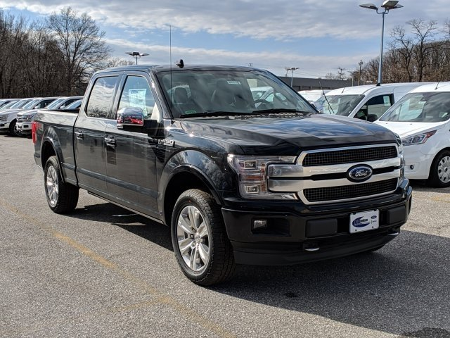 2019 F-150 SuperCrew Cab 4x4,  Pickup #45232 - photo 5