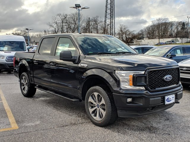 2019 F-150 SuperCrew Cab 4x4,  Pickup #45257 - photo 5