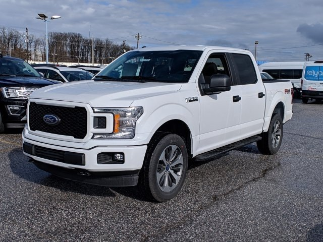 2019 F-150 SuperCrew Cab 4x4,  Pickup #45262 - photo 3
