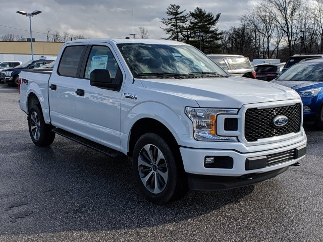 2019 F-150 SuperCrew Cab 4x4,  Pickup #45262 - photo 5