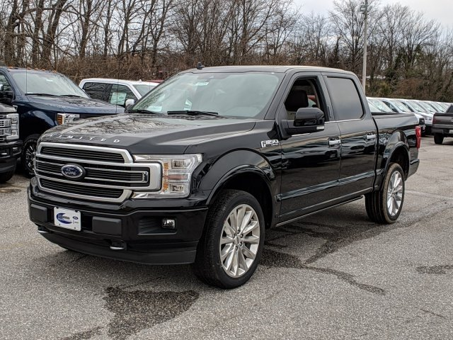 2019 F-150 SuperCrew Cab 4x4,  Pickup #45300 - photo 2