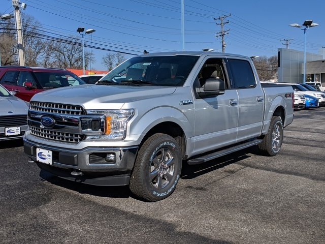 2019 F-150 SuperCrew Cab 4x4,  Pickup #45336 - photo 3