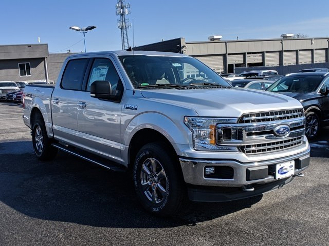 2019 F-150 SuperCrew Cab 4x4,  Pickup #45336 - photo 5