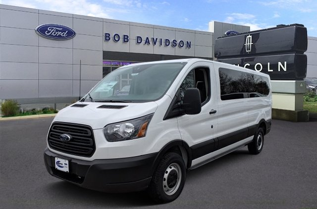 2019 Transit 350 Low Roof 4x2,  Passenger Wagon #45360 - photo 1