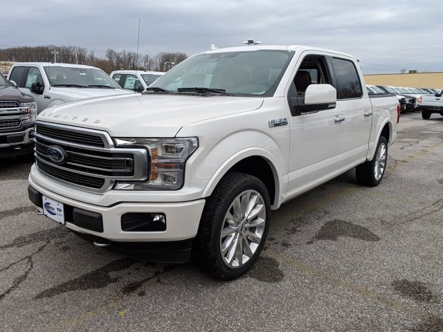2019 F-150 SuperCrew Cab 4x4,  Pickup #45429 - photo 3