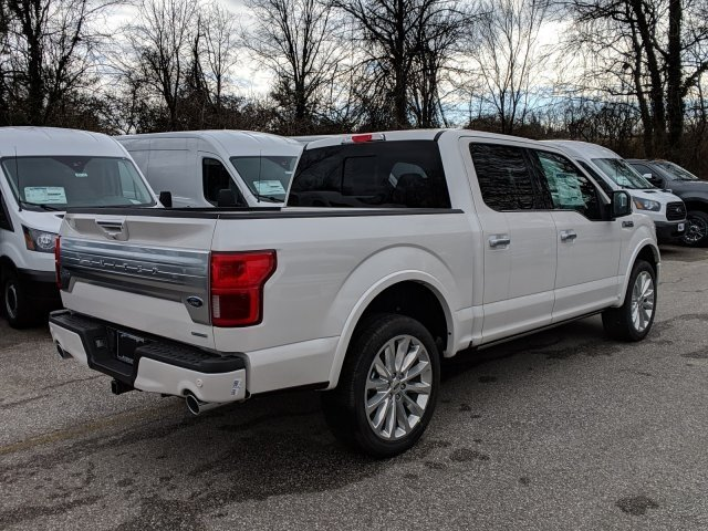 2019 F-150 SuperCrew Cab 4x4,  Pickup #45429 - photo 4