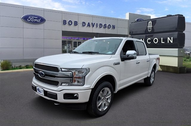 2019 F-150 SuperCrew Cab 4x4,  Pickup #45430 - photo 1