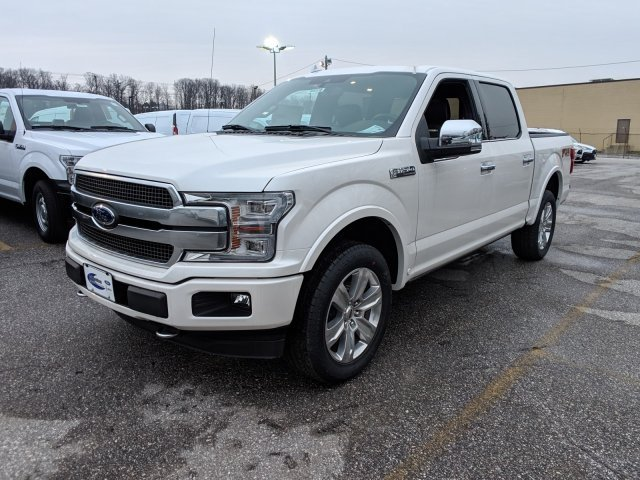 2019 F-150 SuperCrew Cab 4x4,  Pickup #45430 - photo 3