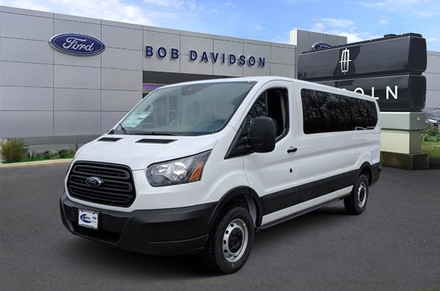 2019 Transit 350 Low Roof 4x2,  Passenger Wagon #45445 - photo 1