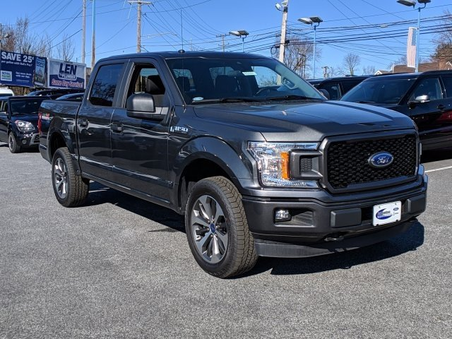 2019 F-150 SuperCrew Cab 4x4,  Pickup #45484 - photo 5