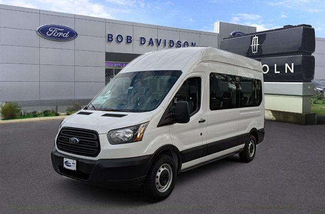 2019 Transit 350 High Roof 4x2,  Passenger Wagon #45492 - photo 1