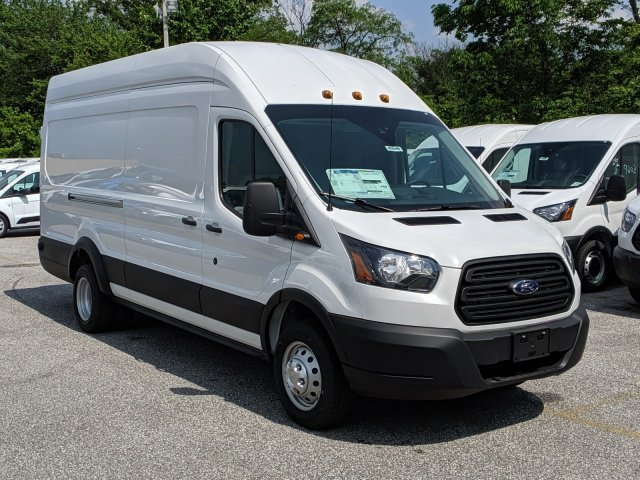 2019 Transit 350 HD High Roof DRW 4x2,  Empty Cargo Van #45546 - photo 5