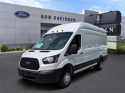 2019 Transit 350 HD High Roof DRW 4x2,  Empty Cargo Van #45546 - photo 1