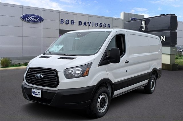2019 Transit 250 Low Roof 4x2,  Empty Cargo Van #45549 - photo 1