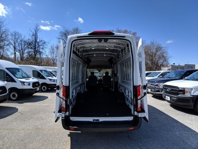 2019 Transit 350 HD High Roof DRW 4x2,  Empty Cargo Van #45579 - photo 3