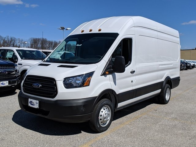 2019 Transit 350 HD High Roof DRW 4x2,  Empty Cargo Van #45579 - photo 4