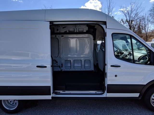 2019 Transit 350 HD High Roof DRW 4x2,  Empty Cargo Van #45579 - photo 10