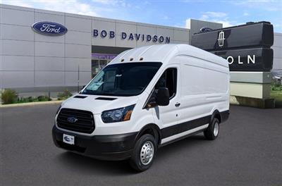 2019 Transit 350 HD High Roof DRW 4x2,  Empty Cargo Van #45579 - photo 1