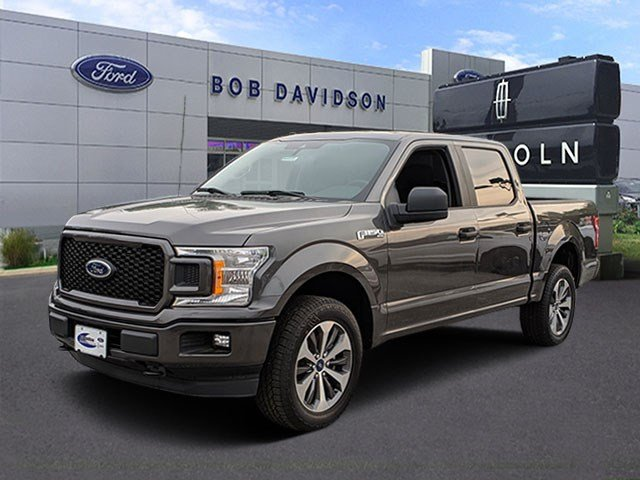 2019 F-150 SuperCrew Cab 4x4,  Pickup #45592 - photo 1