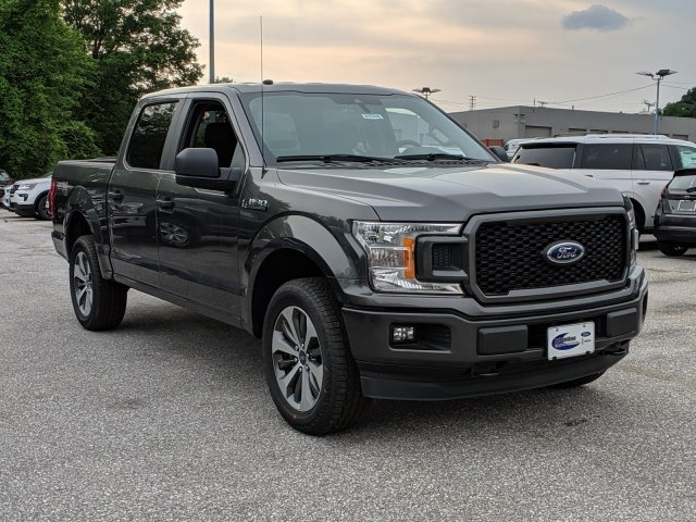 2019 F-150 SuperCrew Cab 4x4,  Pickup #45592 - photo 4
