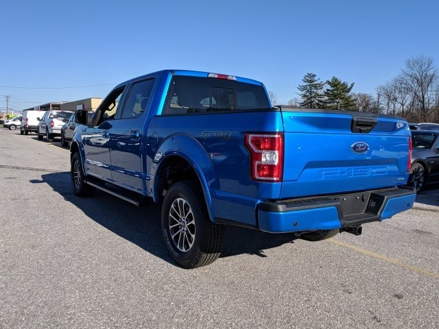 2019 F-150 SuperCrew Cab 4x4,  Pickup #45593 - photo 1