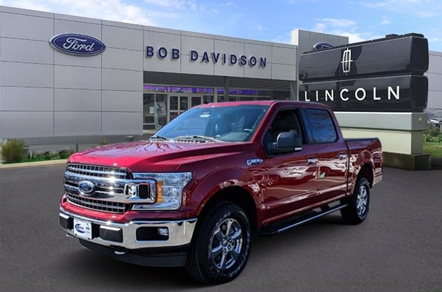 2019 F-150 SuperCrew Cab 4x4,  Pickup #45594 - photo 1