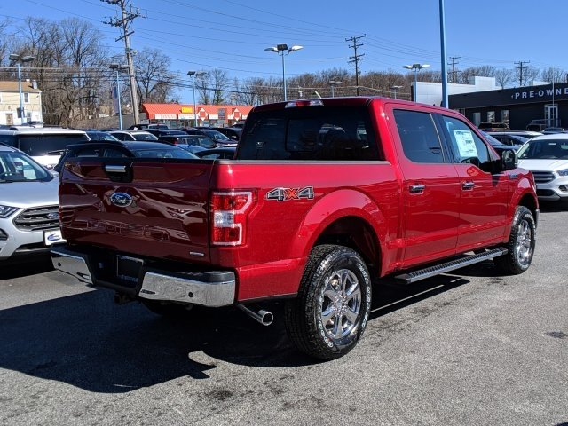 2019 F-150 SuperCrew Cab 4x4,  Pickup #45594 - photo 4