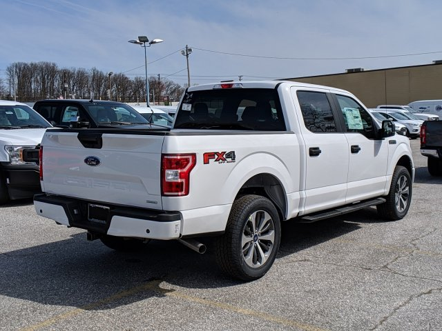 2019 F-150 SuperCrew Cab 4x4, Pickup #45626 - photo 3