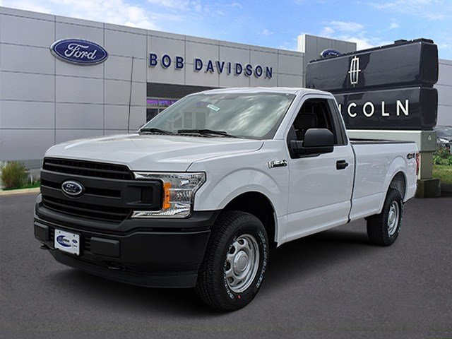 2019 F-150 Regular Cab 4x4,  Pickup #45632 - photo 1