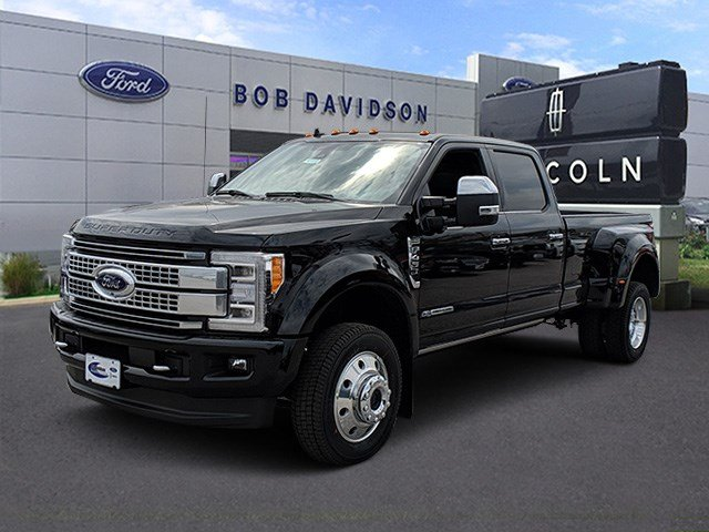 2019 F-450 Crew Cab DRW 4x4,  Pickup #45642 - photo 1