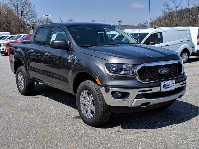 2019 Ranger SuperCrew Cab 4x4,  Pickup #45649 - photo 4